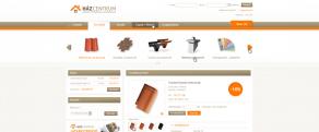 Házcentrum Online - webáruház