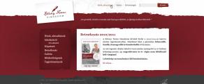 Kölcsey Ferenc Gimnázium weboldala